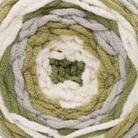 Bernat Blanket Stripes Knitting Yarn Wool 300g - 76028 OLIVE BRANCH